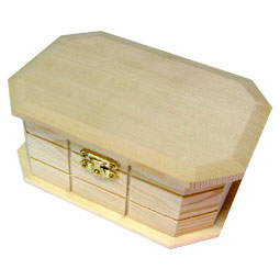 Caja Ex Libris 4 - Caja para guardar el Ex Libris y el Tampón.